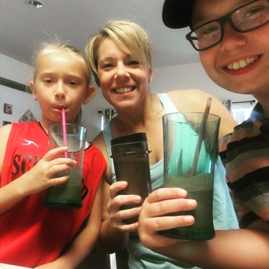 LOVE our Shakeology
